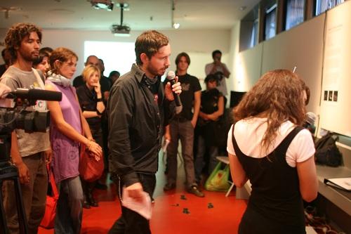 PAC: Plataforma de Arte Contemporáneo » Conferencia: Oficios de la Cultura: Productor Cultural