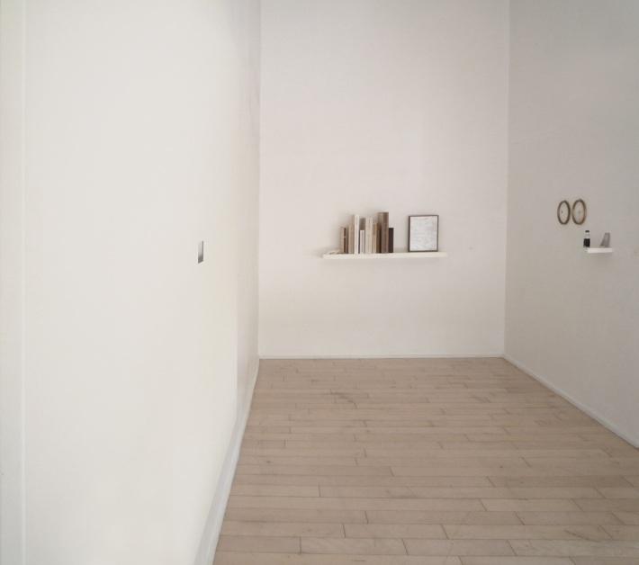 comisariado de 1erEscalón para la galería Art Nueve, Murcia