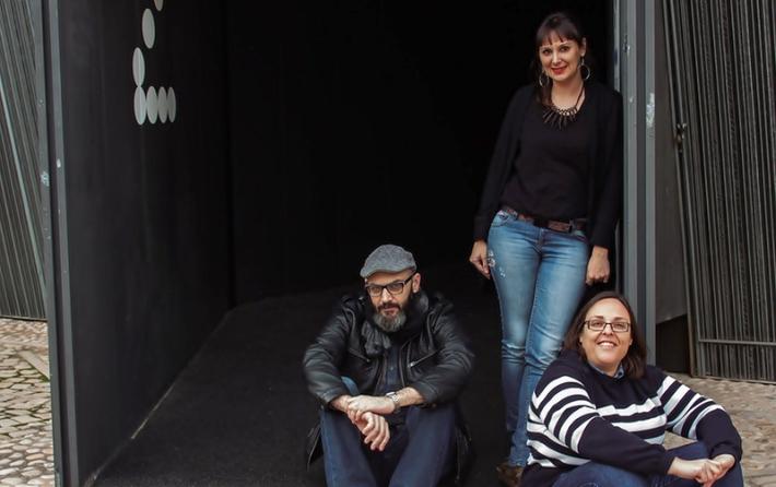 1erEscalón grupo curatorial